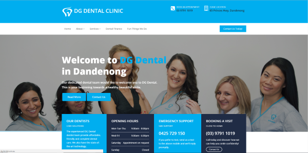DG Dental Clinic