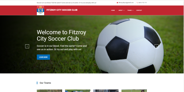 Fitzroy City Soccer Club